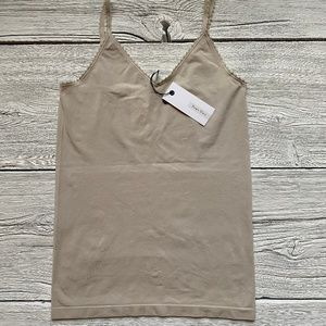 NWT Part Two Beige Camisole Top Size L/XL